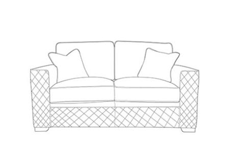 Bessie 2 Seater Sofa