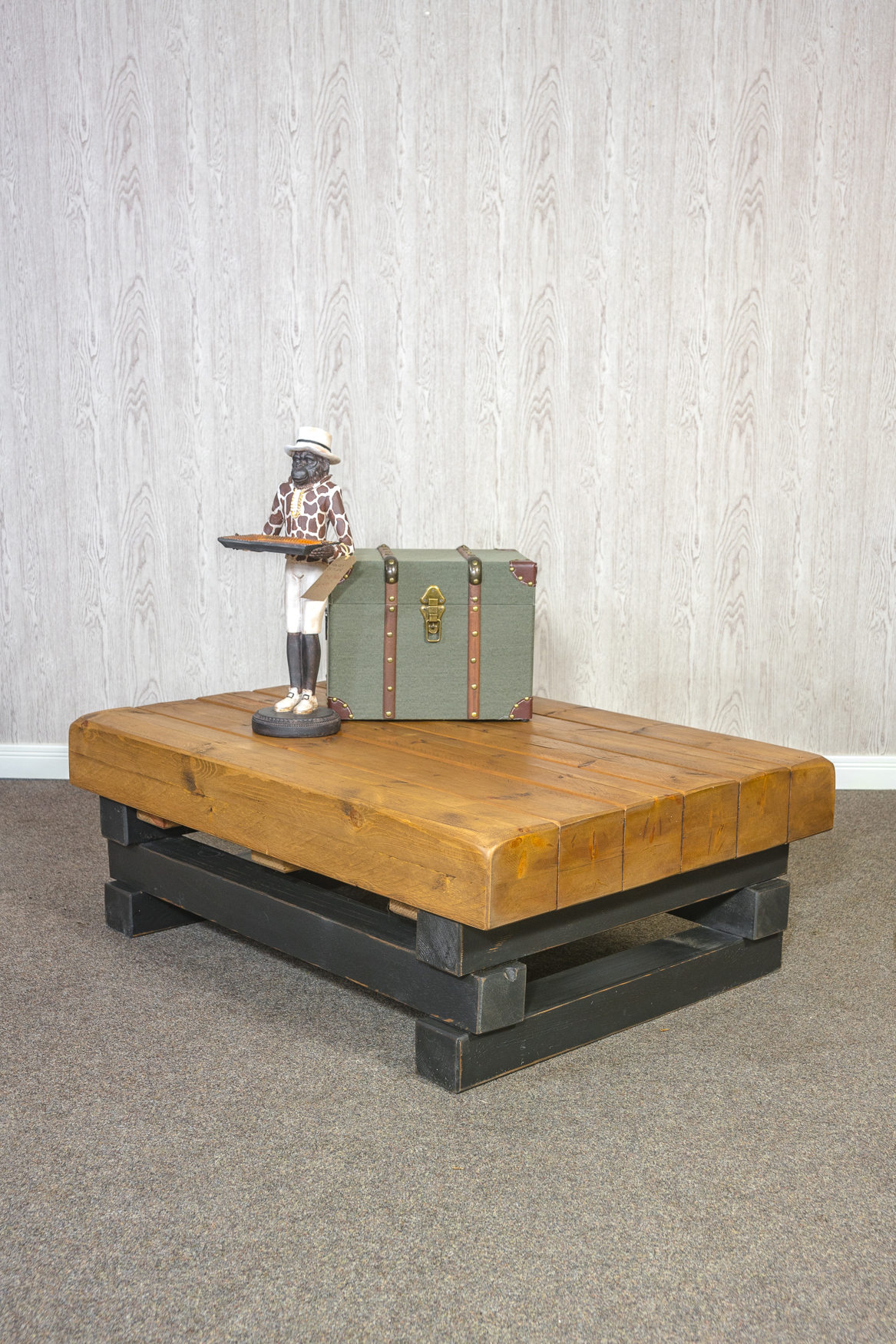 RUSTIC Elephant Coffee Table - 1200mm Wide