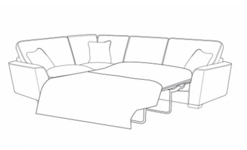 Fantasy Corner Group - LH1/COR/R2S - Standard Back