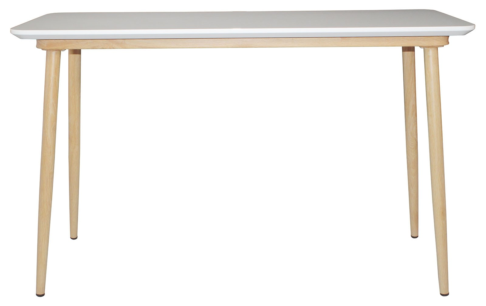 CONTEMPORARY Console Table - White
