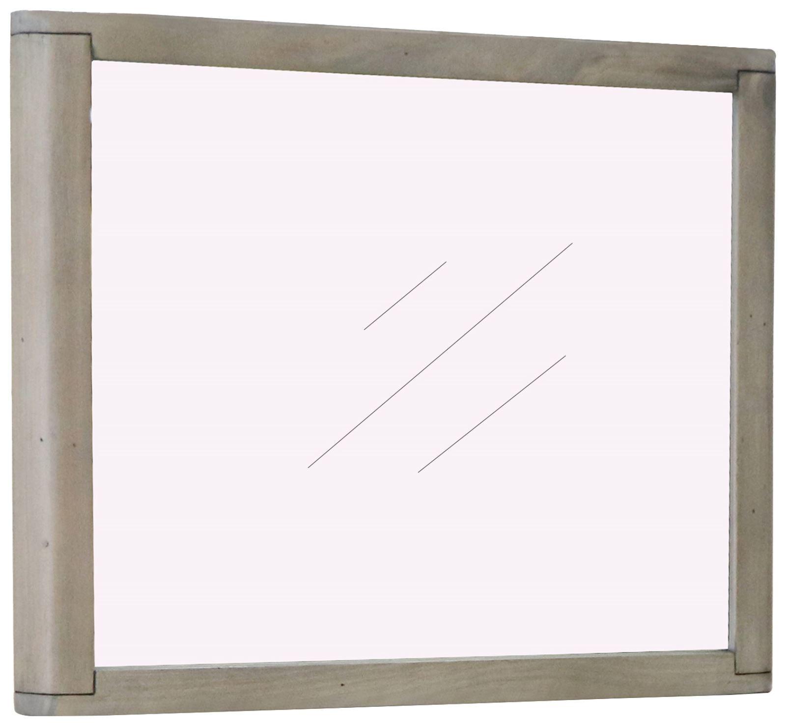 TENDE Reclaimed Pine Dressing Table Mirror