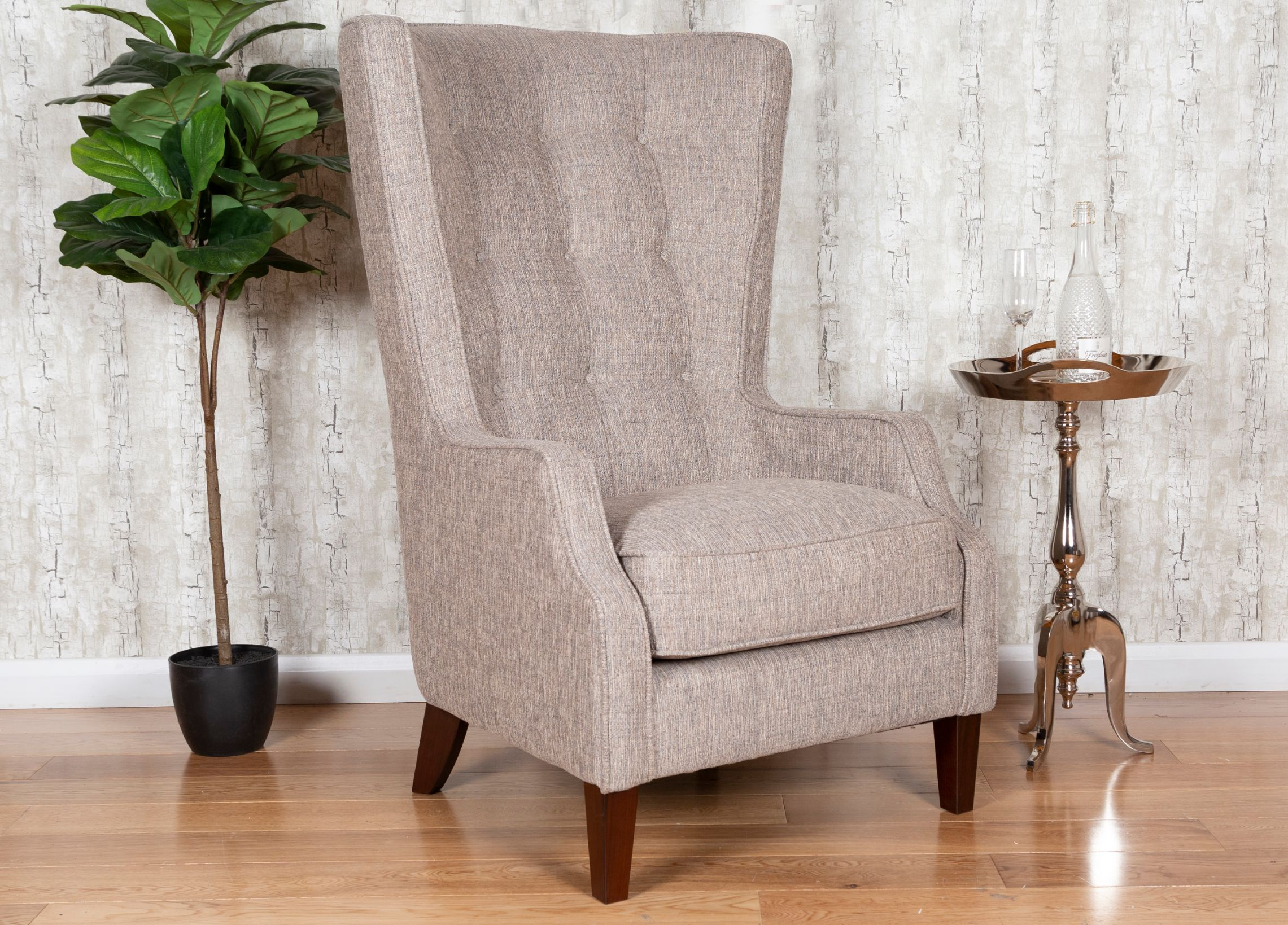 WESTMINSTER Throne Arm Chair