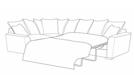 Fantasy Corner Group - LH1/COR/R2S - Pillow Back