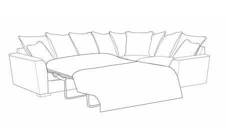Fantasy Corner Group - L2S/COR/RH1 - Pillow Back