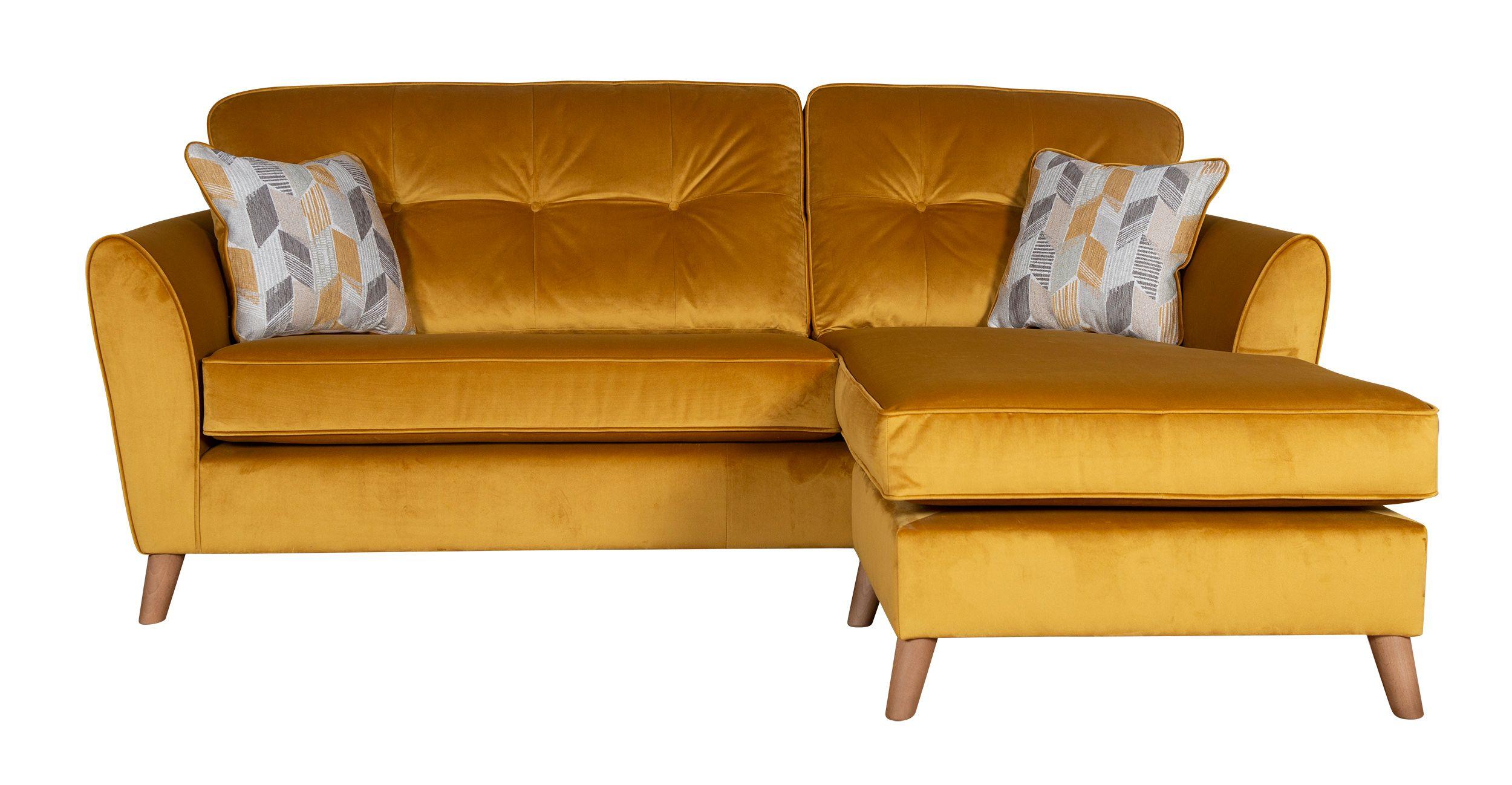 Marlow Chaise Sofa - 3RV/RFV