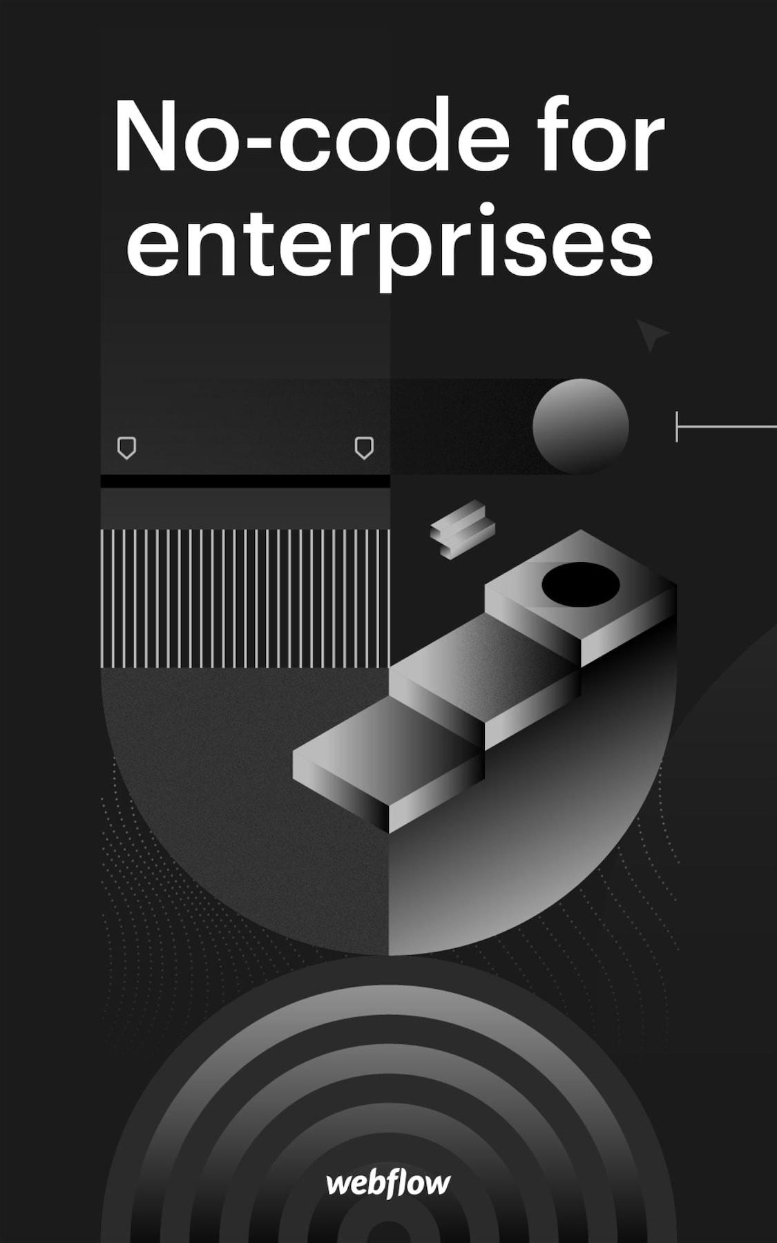 No-code for enterprises
