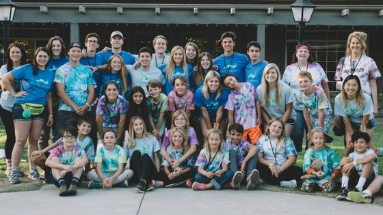 Camp Kesem at Cal Poly San Luis Obispo