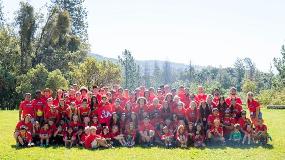 Camp Kesem at Fresno State