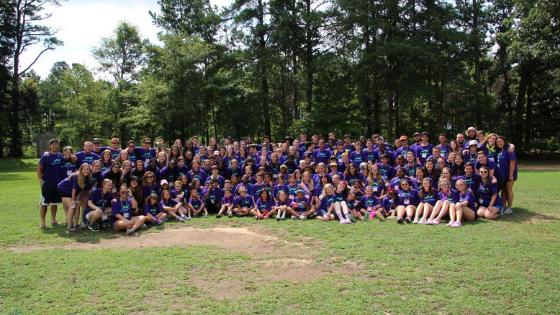 Camp Kesem at the University of Georgia