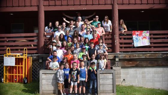 Camp Kesem at Northern Illinois University