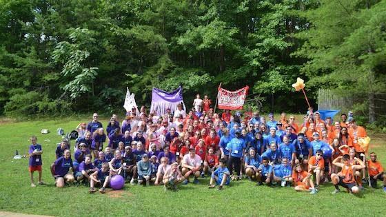 Camp Kesem at UNC–Chapel Hill