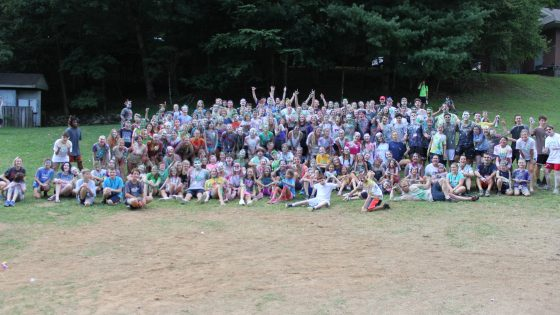 Camp Kesem at the University of Virginia