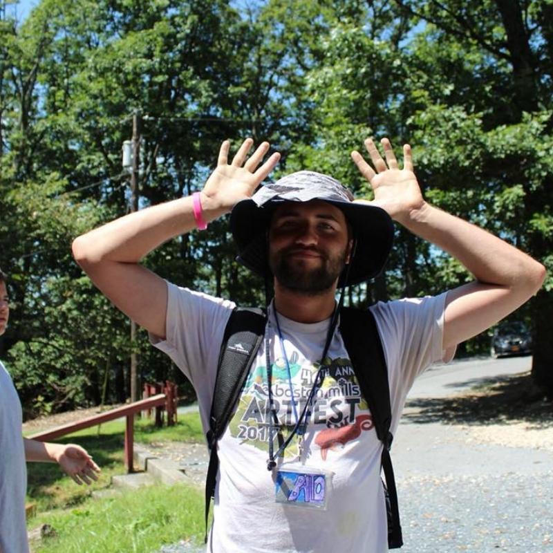 Camp Kesem at George Washington University