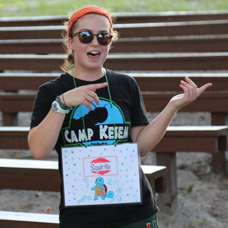 Camp Kesem at the University of Miami
