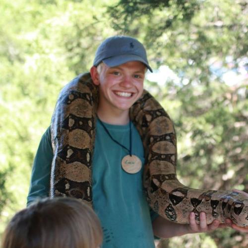 Camp Kesem at University of Oklahoma