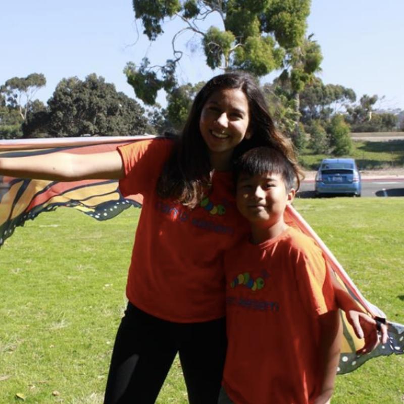 Camp Kesem at UC San Diego