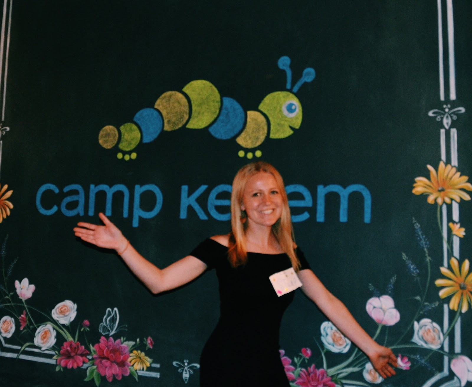Camp Kesem at UNC–Chapel Hill