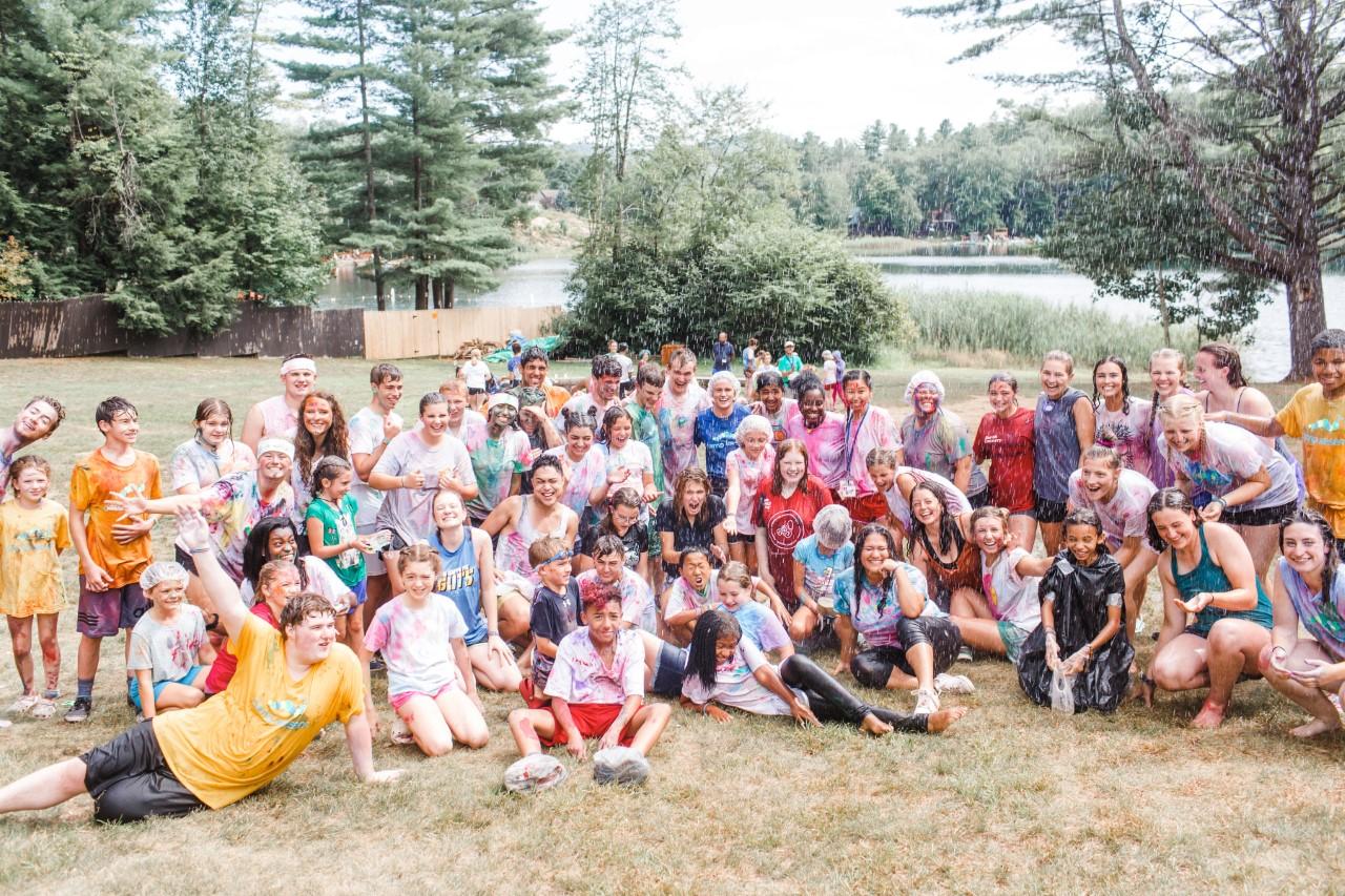 Camp Kesem at Syracuse University