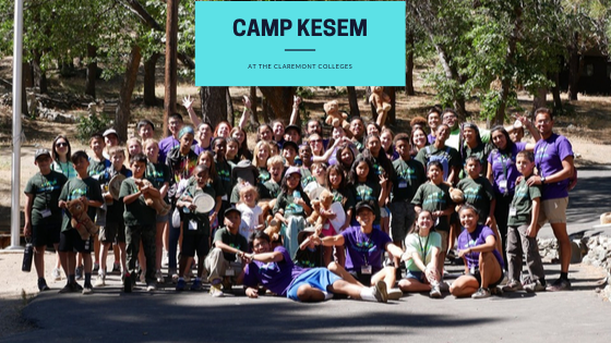 Camp Kesem at The Claremont Colleges
