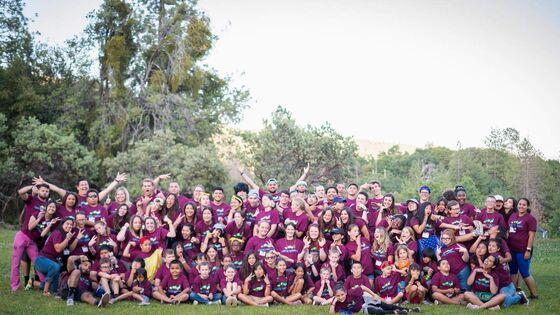 Camp Kesem at Fresno State