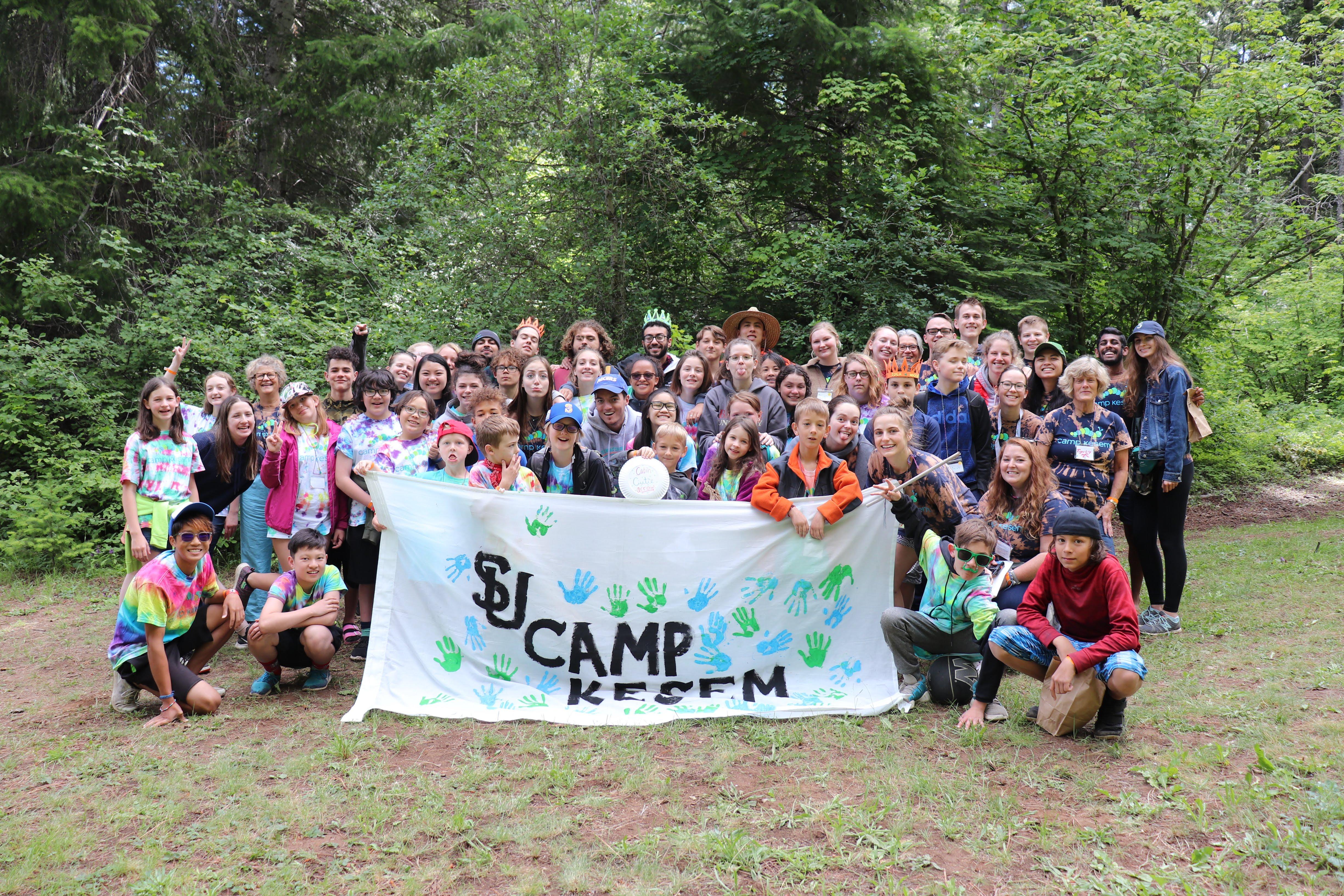 Camp Kesem at Seattle University