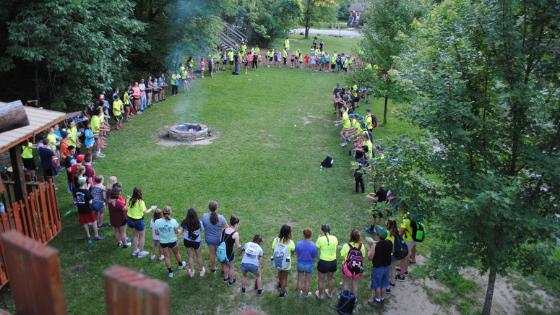 Camp Kesem at Augustana College
