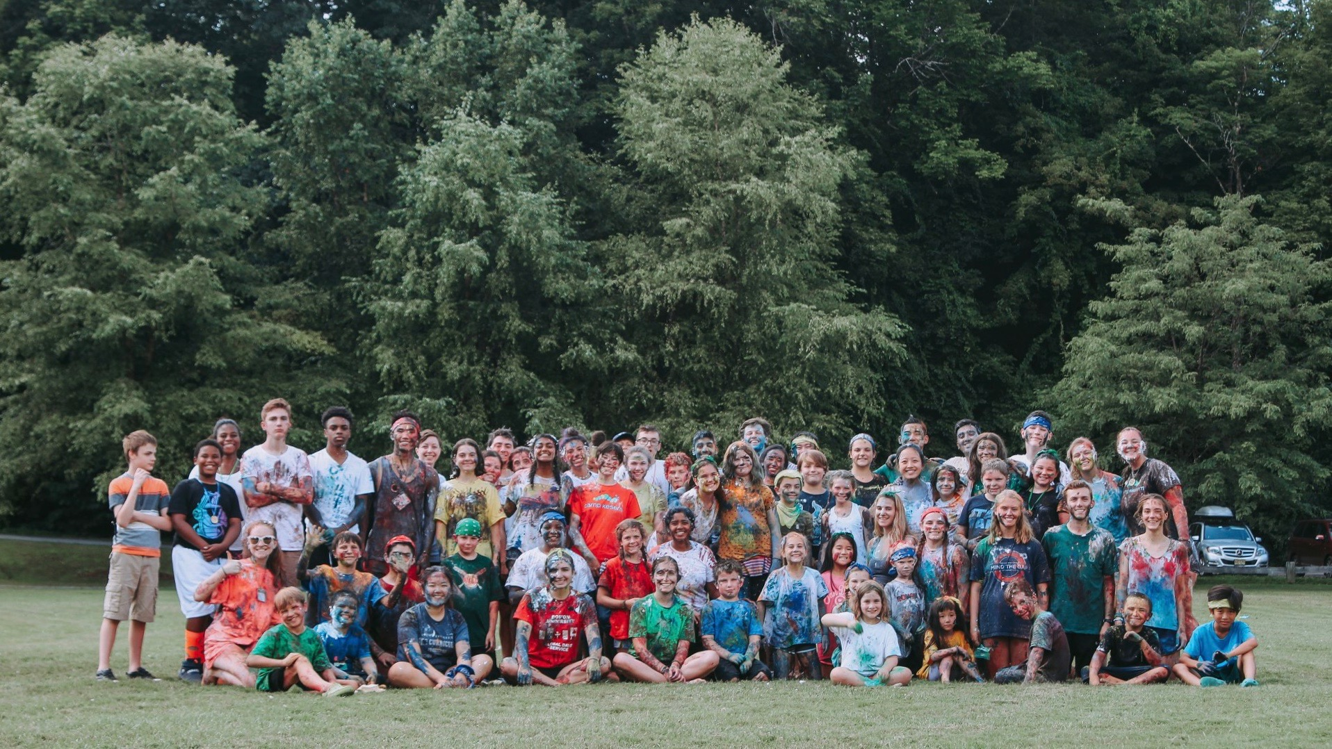 Camp Kesem at Boston University