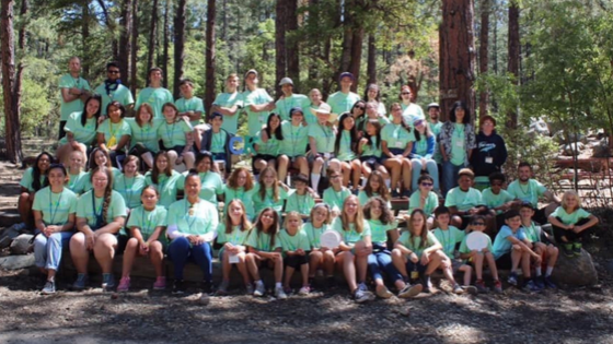 Camp Kesem at Northern Arizona University