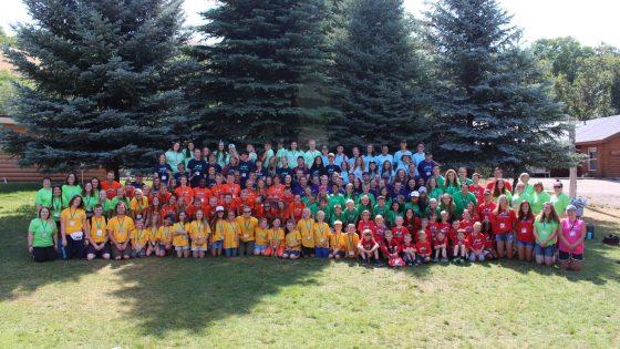 Camp Kesem at Southern Utah University