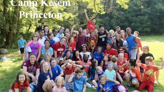 Camp Kesem Princeton