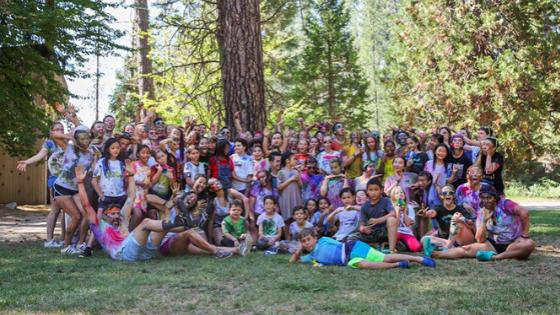 Camp Kesem at Santa Clara University
