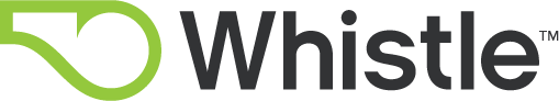 Whistle Logo - Light