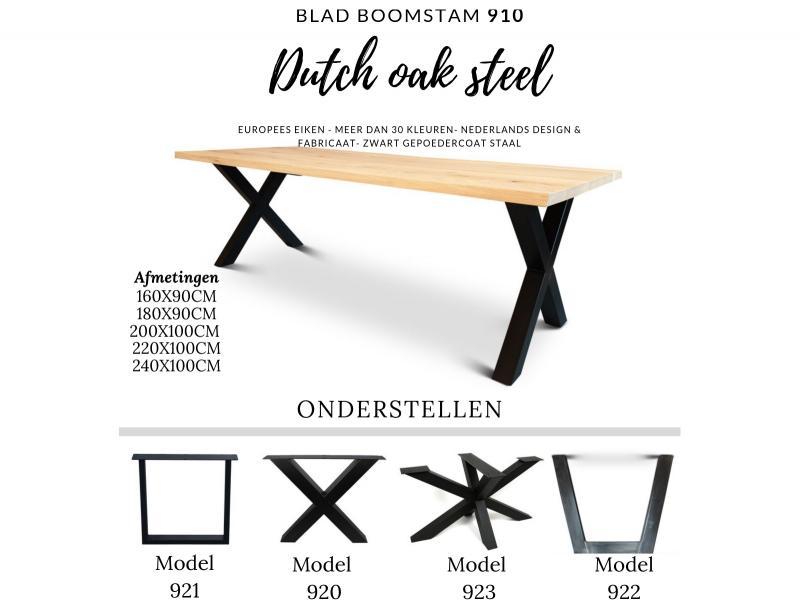 Stel uw eigen tafel samen.