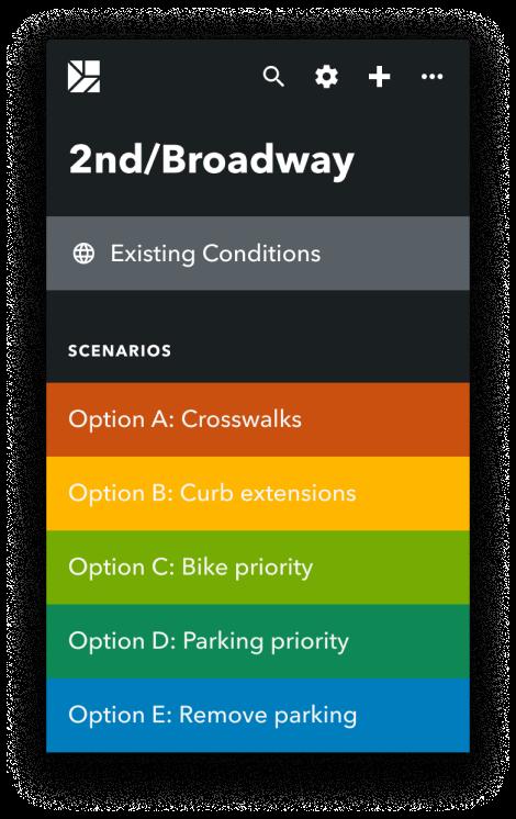2nd/Broadway scenarios