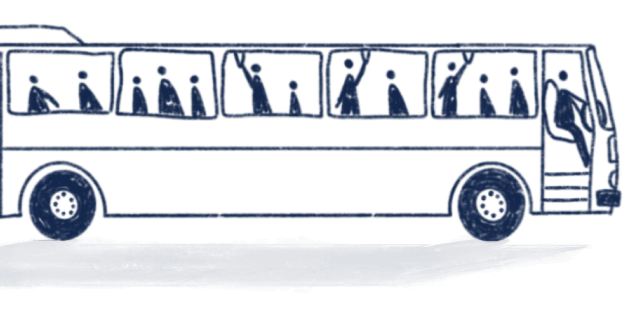 bus illustration