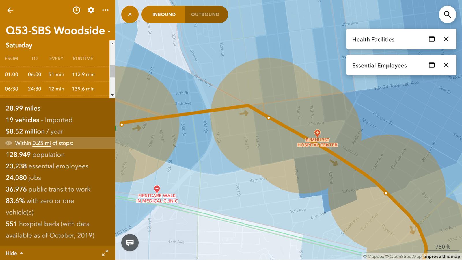 remix transition to transit screenshot