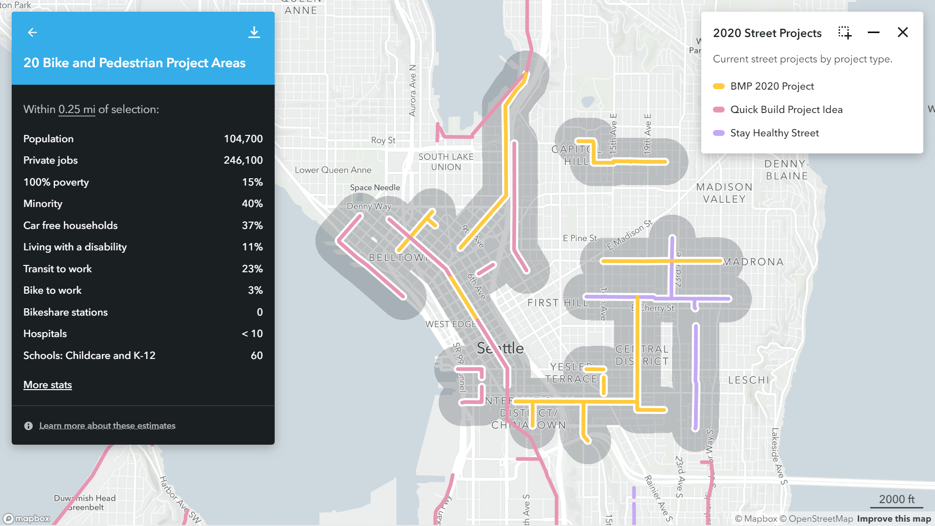 quick build bike screenshot