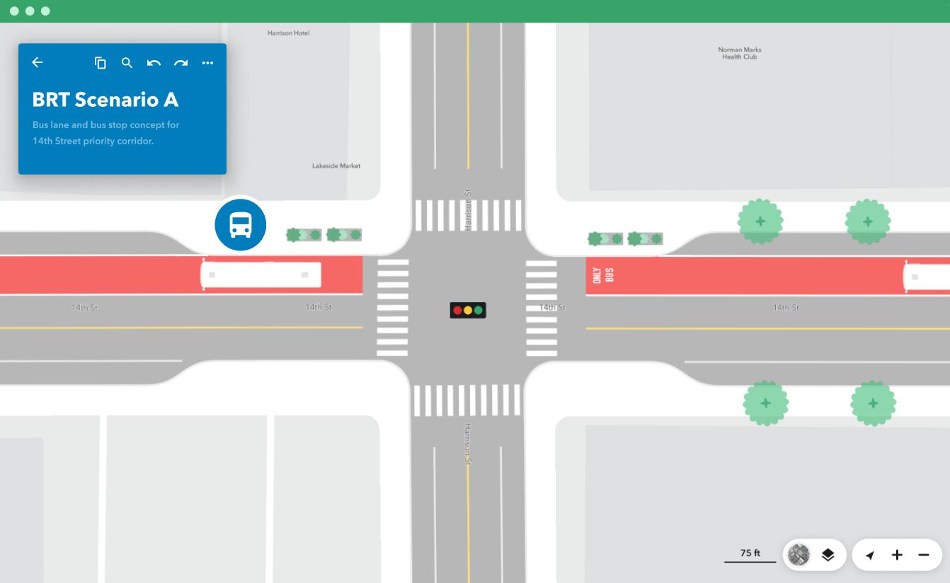 Solução Trânsito e Ruas