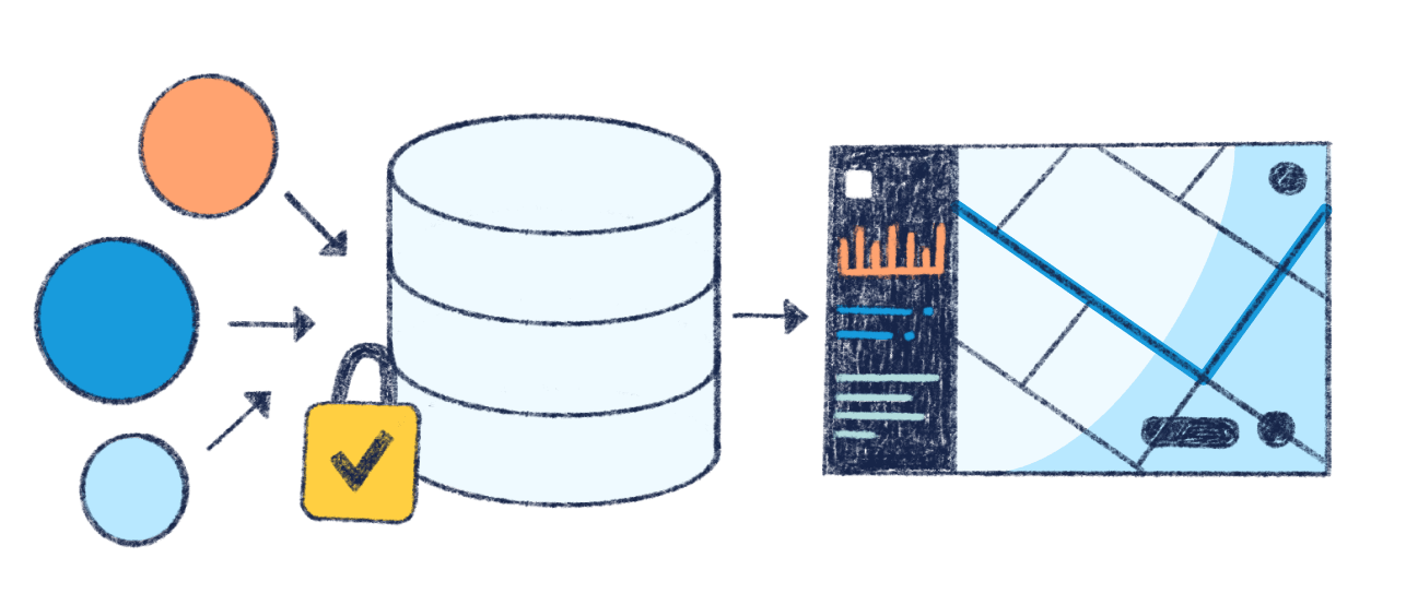 automated data integrations illustration