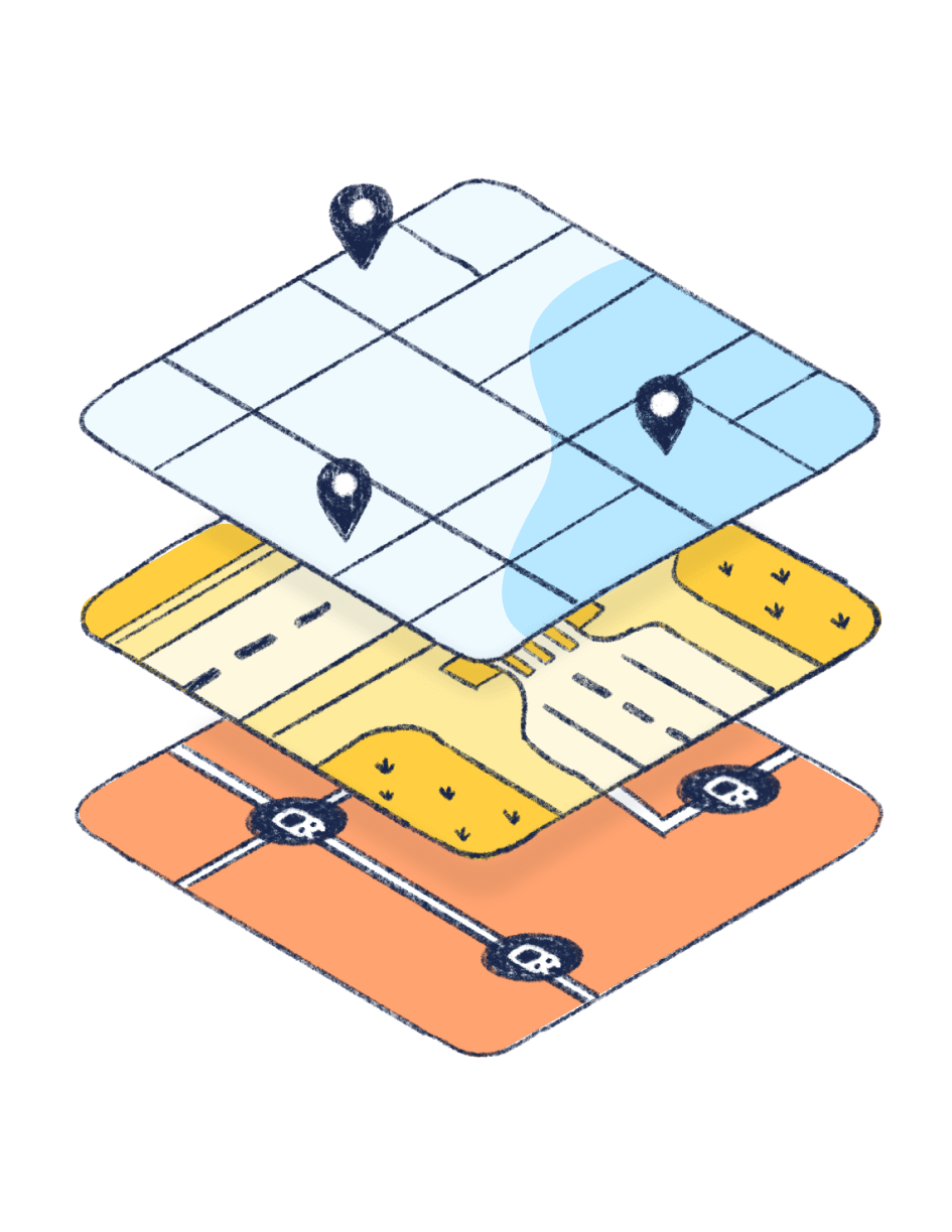 data platform illustration