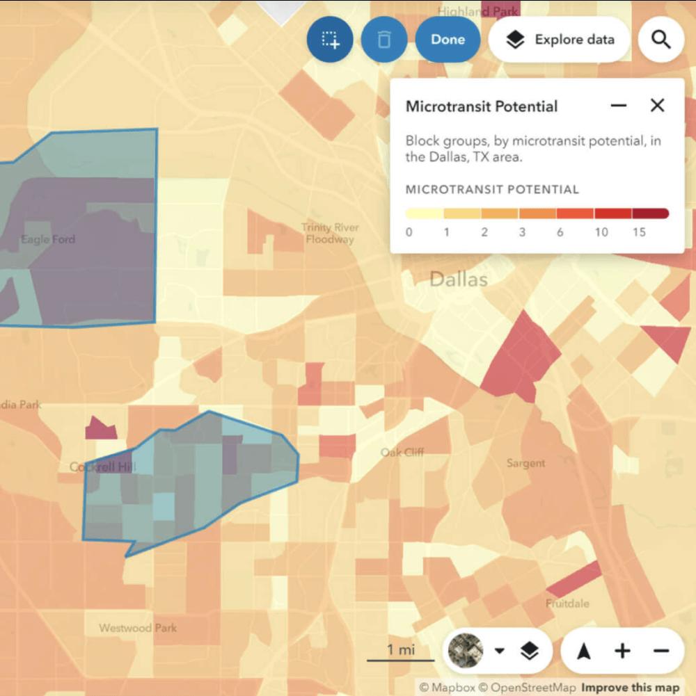 mobility partnerships screenshot