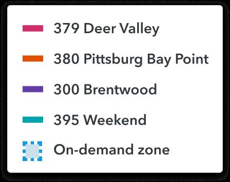 Remix Scheduling transit lines