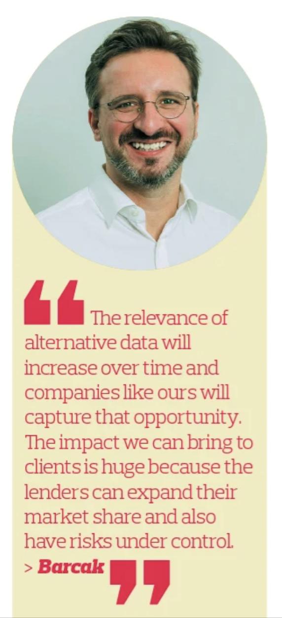 Peter Barcak - Alternative Data