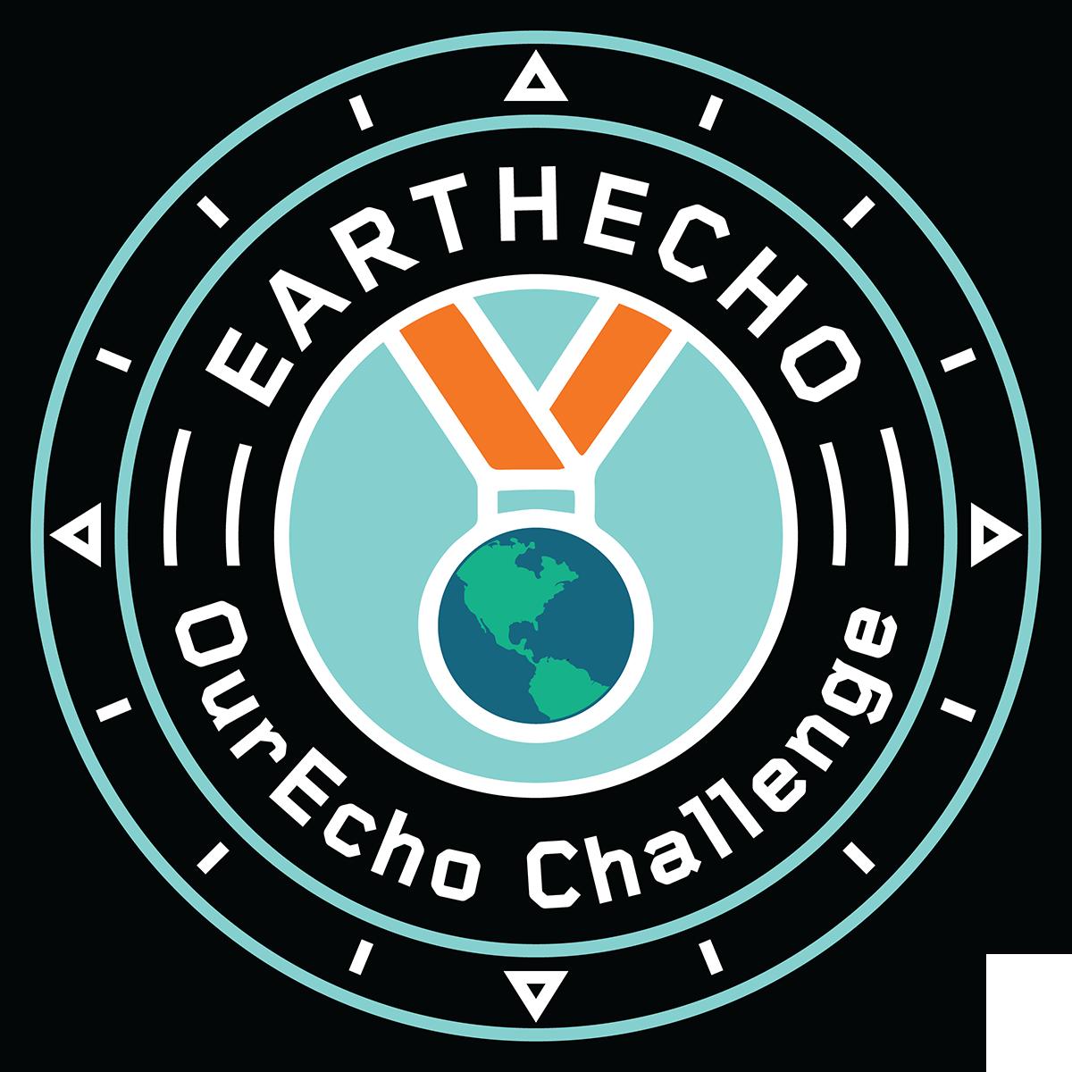 EarthEcho OurEcho Challenge badge