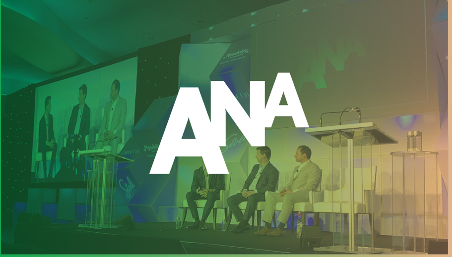 Association of National Advertisers (ANA) - photo of people on a stage
