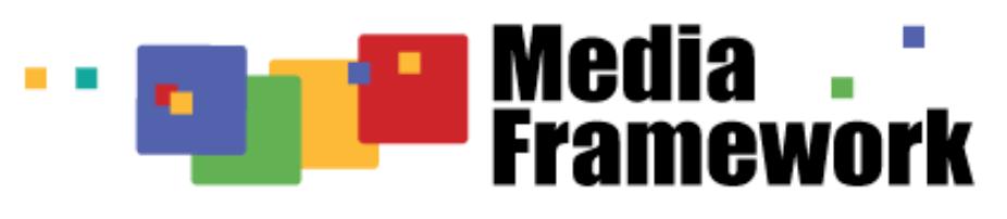 Media Framework logo