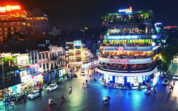 Hanoi & Ha Long Bay (Overnight Ha Long City)