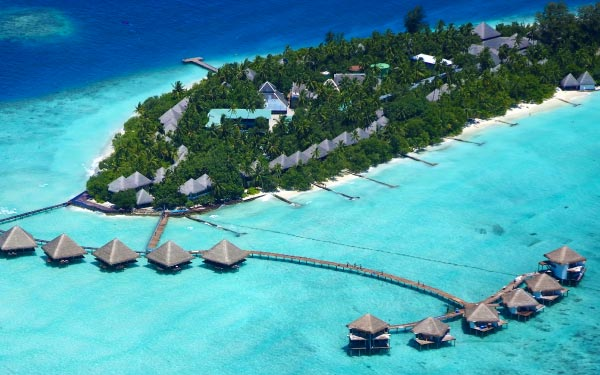 Adaaran Club Rannalhi @ Maldives