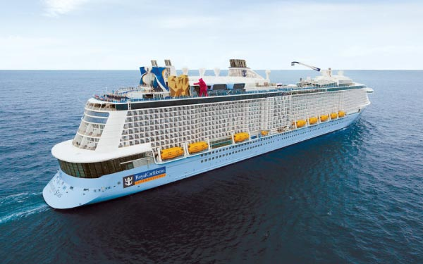 Quantum of The Seas  (3/4/5/7/9/14N)@ Oct 2020 - Mar 2021
