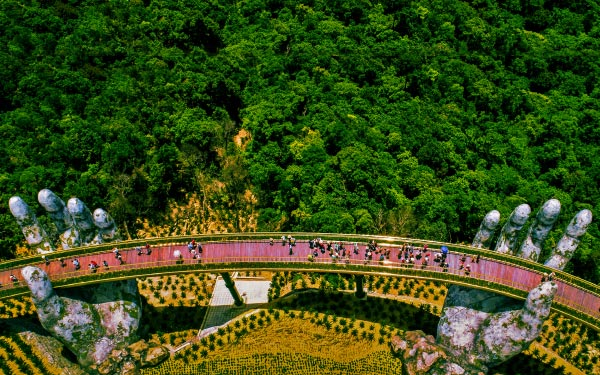 Da Nang, Ba Na Hills + The Ancient Hoi An & Hue*